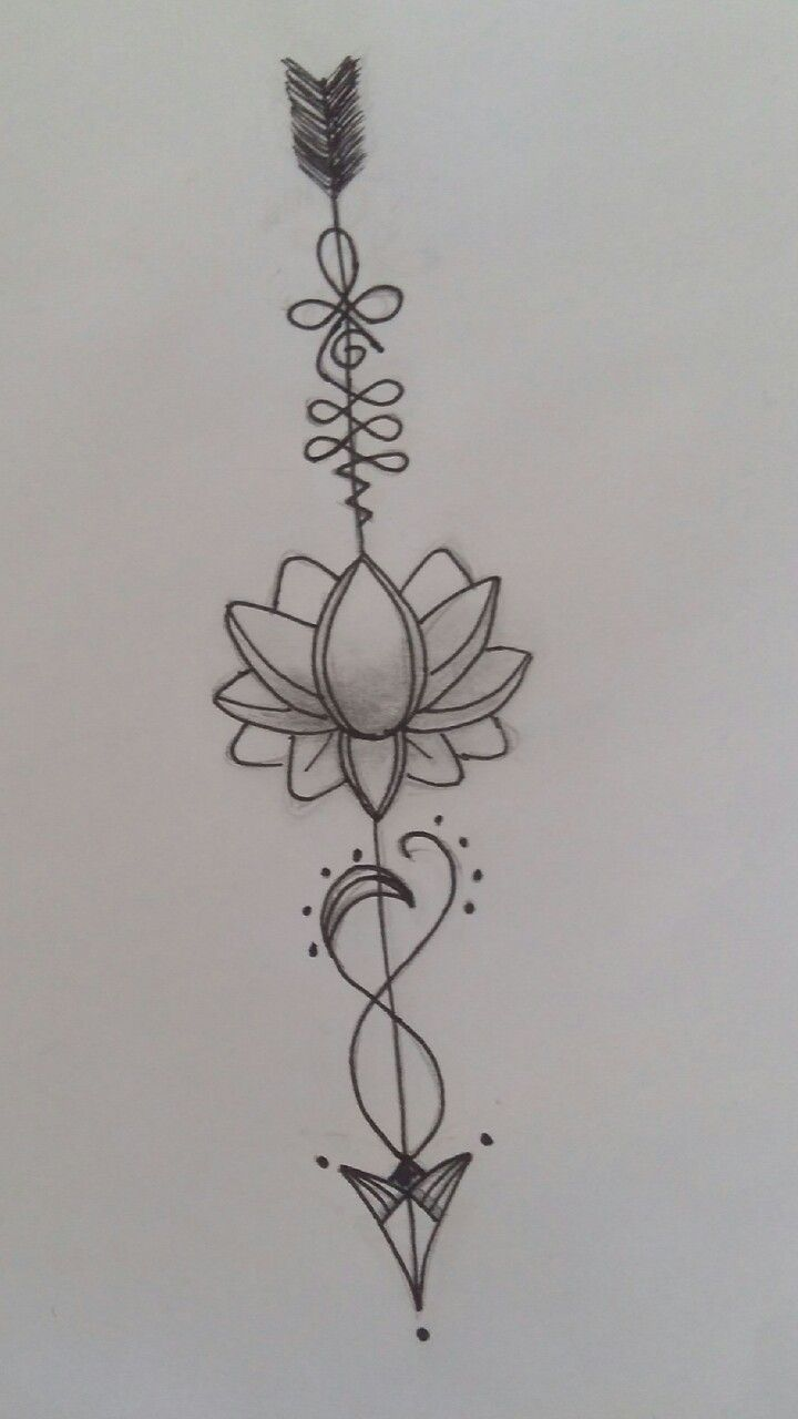 Bildergebnis für Lotus Tattoo Designs - Blumen Dekoration