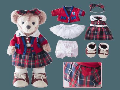 """キャナリークロージング   グッズ   """"Duffy"""" The Disney Bear   東京ディズニーシー"""
