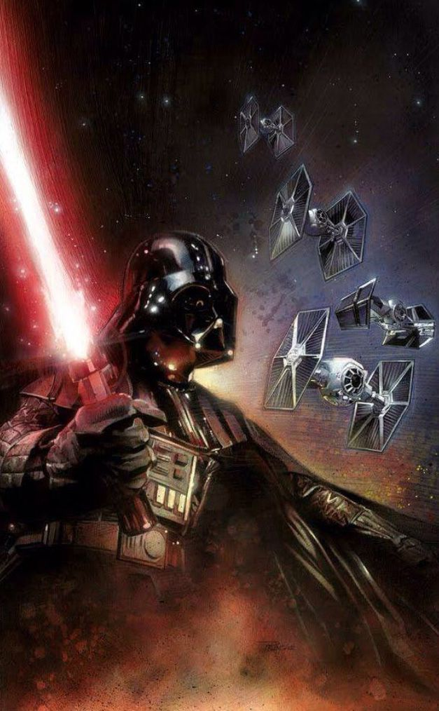 Darth Vader The Dark Lord Of The Sith Star Wars Awesome Star Wars Illustration Star Wars