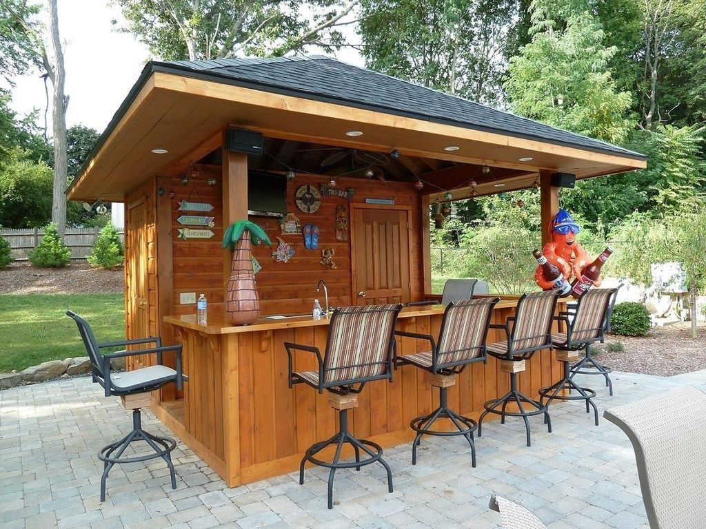 34 Best Outdoor Bar Ideas for Spring-Ready Outdoor Spaces ...