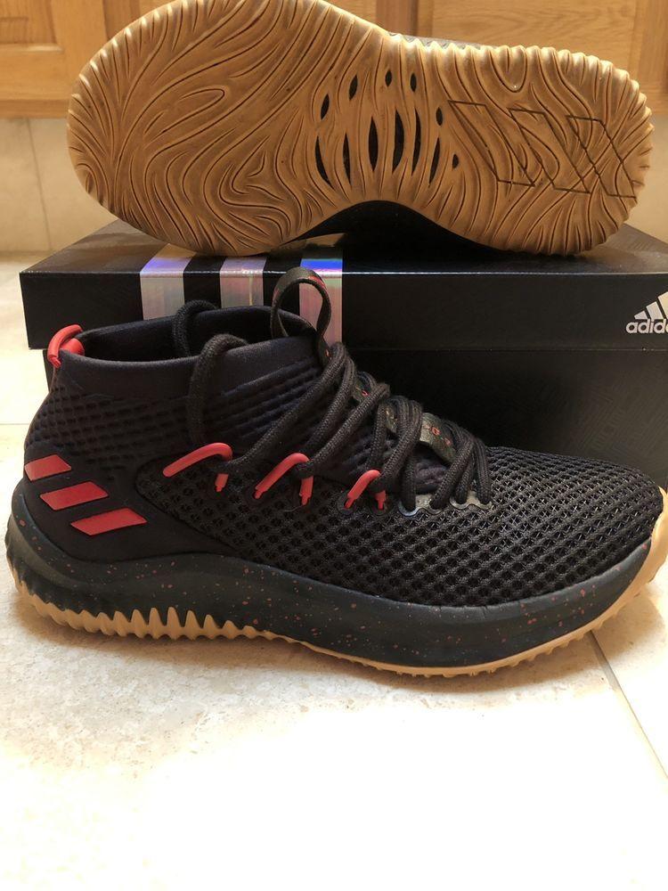 ADIDAS DAME 4 Men's Size 14 Basketball Shoes Damien Lillard