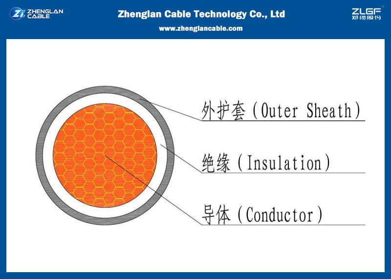 0 6 1kv Low Voltage Single Core Power Cable Armoured Xlpe Insulated Cable According To Iec 60502 1 Cu Pvc Xlpe Lszh In 2020 Power Cable Cable Insulated