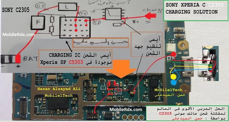 Jumper Electrical Schematic