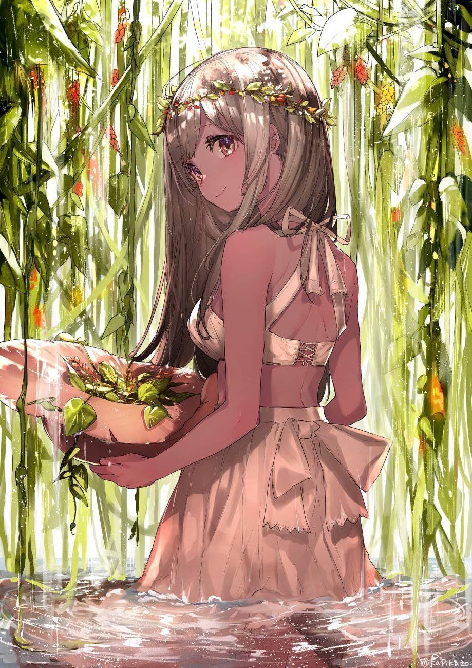 Album Ảnh Anime Đẹp-Hiếm – Part 5:Cute girl