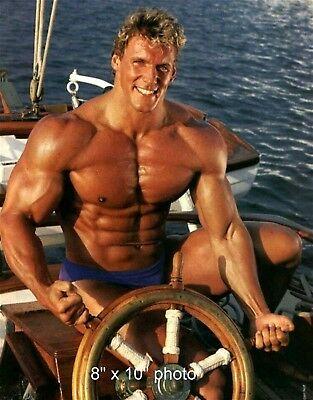 Ralf Möller Mr. Olympia 1988