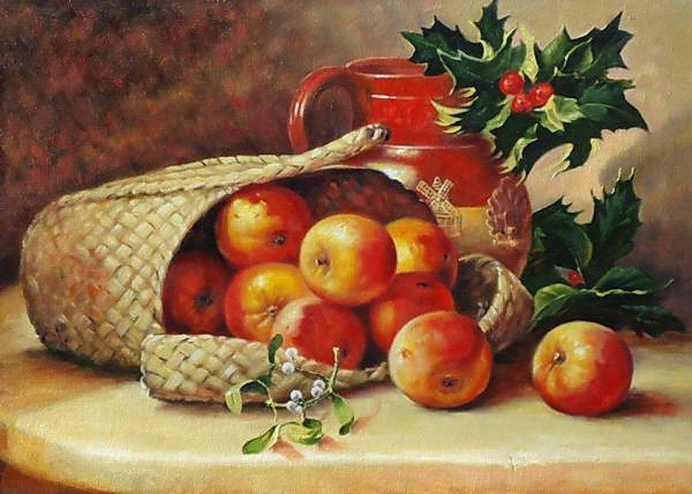 обзоре картинки живопись яблоко закусить домашнего