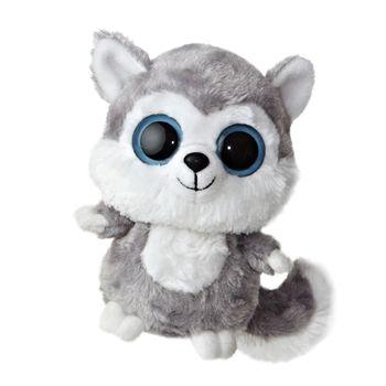YooHoo and Friends Wuskee the 5 Inch Plush Husky Dog by Aurora
