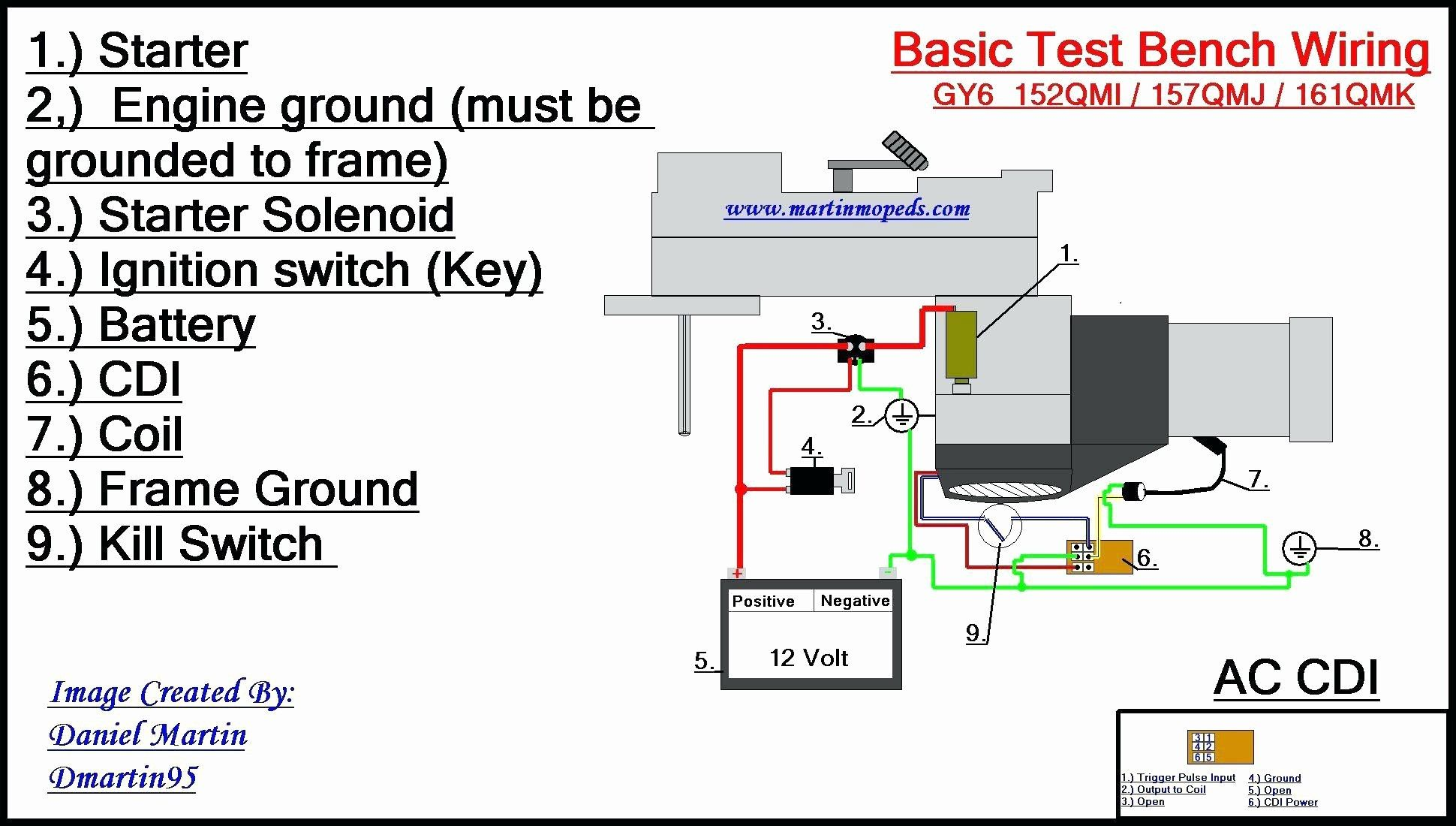 New 6 Wire Cdi Wiring Diagram Kill Switch Electrical Diagram Electrical Wiring Diagram