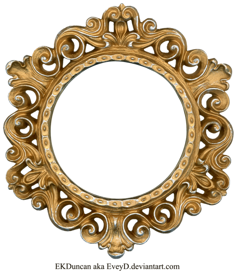 antique oval frame ornate. Delighful Antique Ornate Gold Picture Frames  And Silver  Round Frame By EveyD Intended Antique Oval
