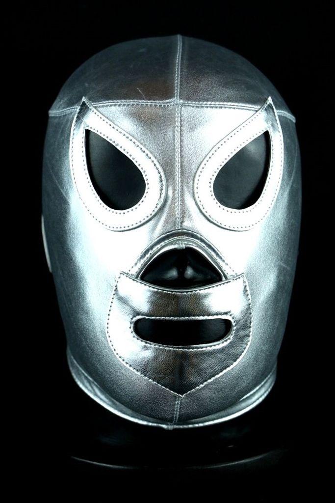El Santo Lucha Libre Lucha Libre Mexicana Mascaras De Luchadores Mexicanos