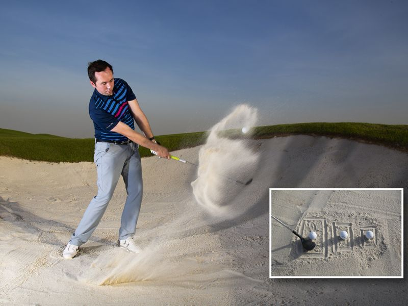 How to play bunker shots with images golf tips for