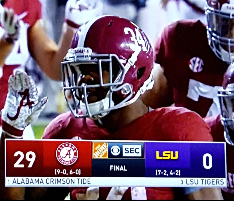Damien Harris Compliment From Mark Ingram Via Alabamaftbl On Twitter Alabama Rolltide Bama Builtbybama Alabama Football Bama Football Alabama Crimson Tide