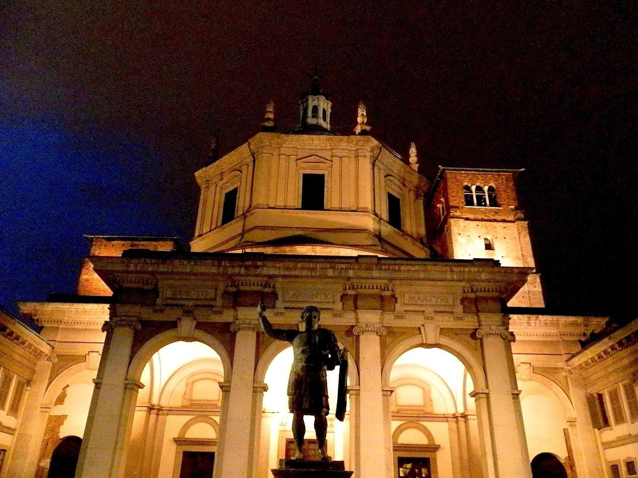 San Lorenzo - Milan - Photo by Enrico Zilli - www ...