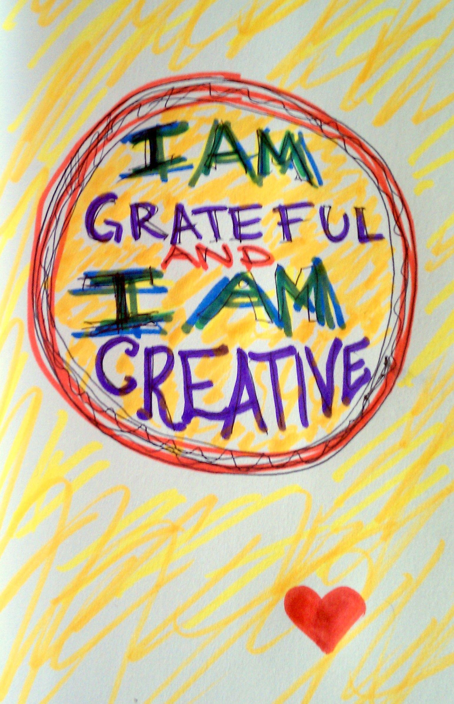 Create Gratitude