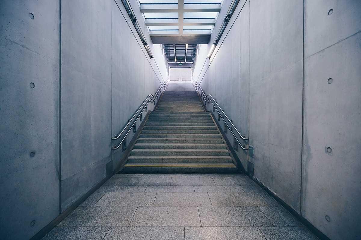 Underground Symmetry: Geometric Shapes in The Subway of Budapest by Zsolt Hlinka #inspiration #photography