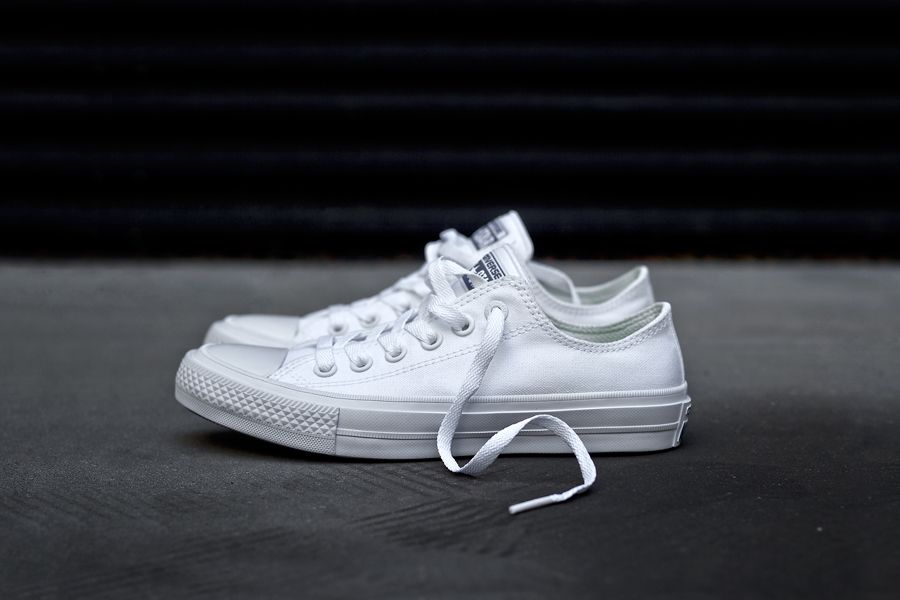 Dodatkowe Zdjecie White Sneaker Chuck Taylors Chuck Taylor All Star