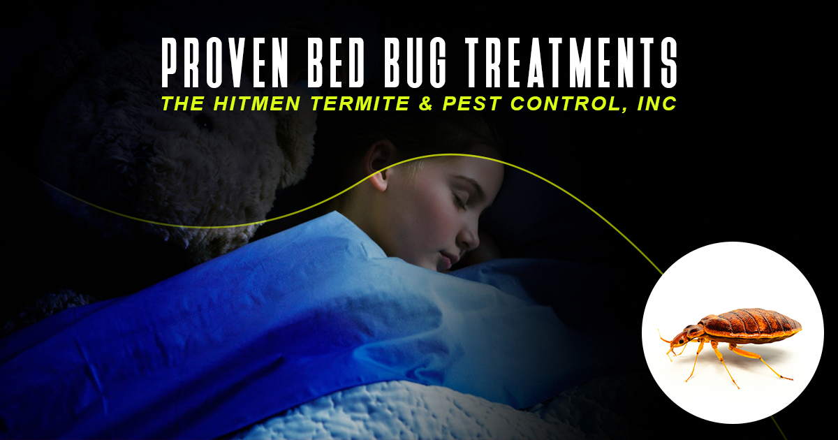 The Hitmen Termite and Pest Control Inc. are leaders in