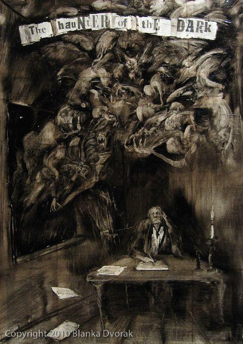 Blanka Dvorak: The Hautner of the Dark