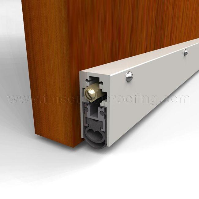 High Sound Automatic Soundproof Door Bottom Sound Proofing Automatic Door Doors