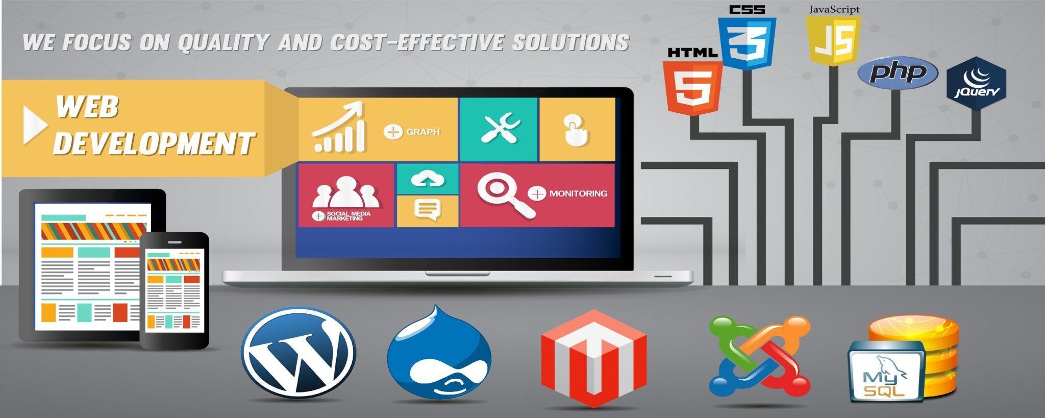 Genuine Website Development We Are Young Indian Talented Freelancer Website Developer De Web Development Agency Web Development Design Website Design Services