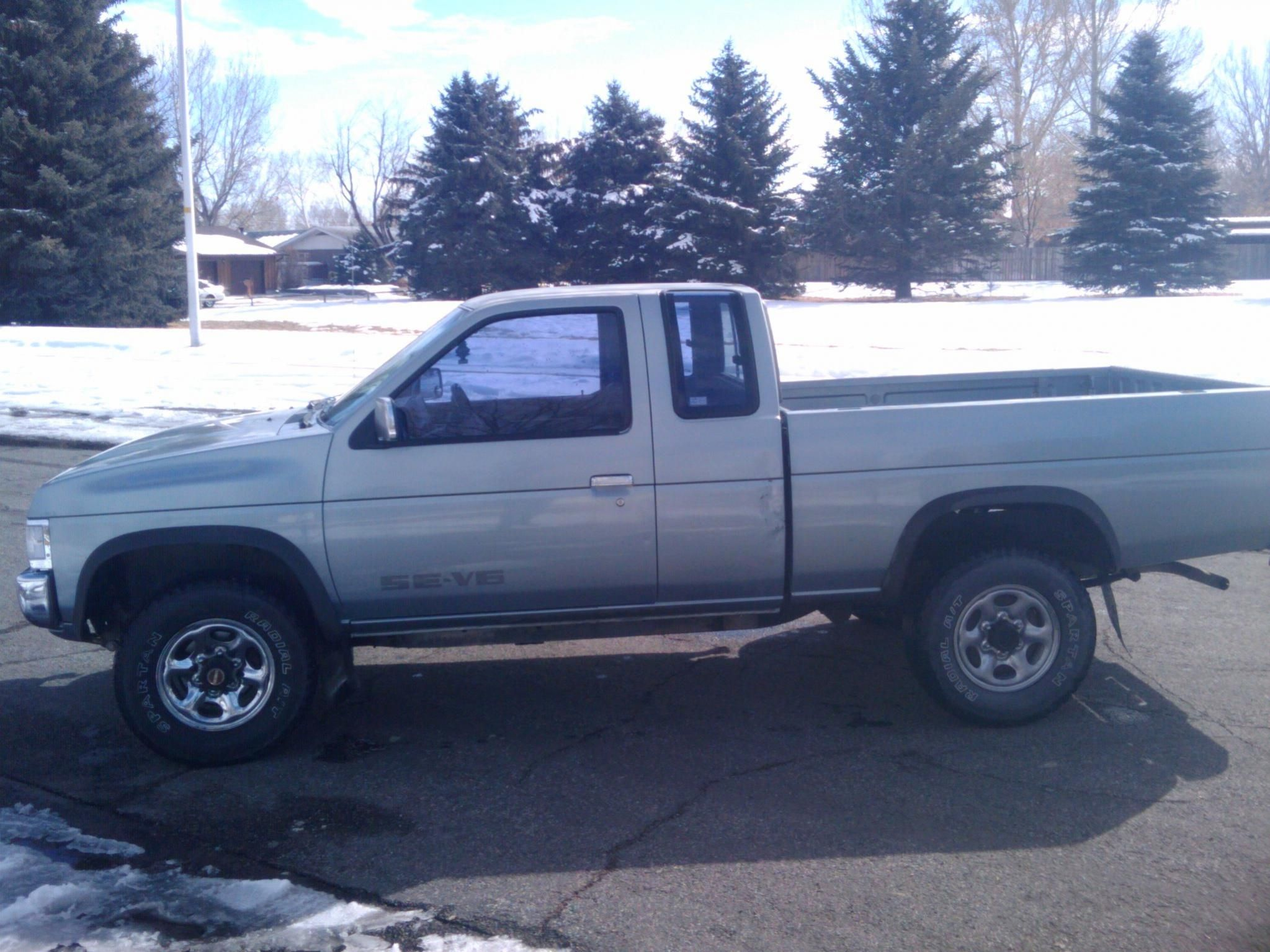 1994 nissan 4x4 4 sale 5 speed 1993 nissan pickup 4x4 se extended cab for