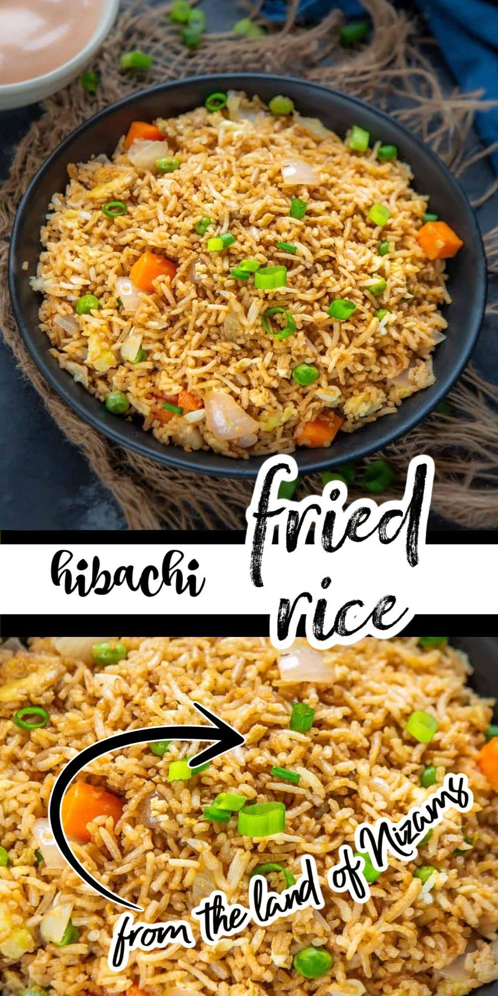 Japanese Chicken Fried Rice Recipe