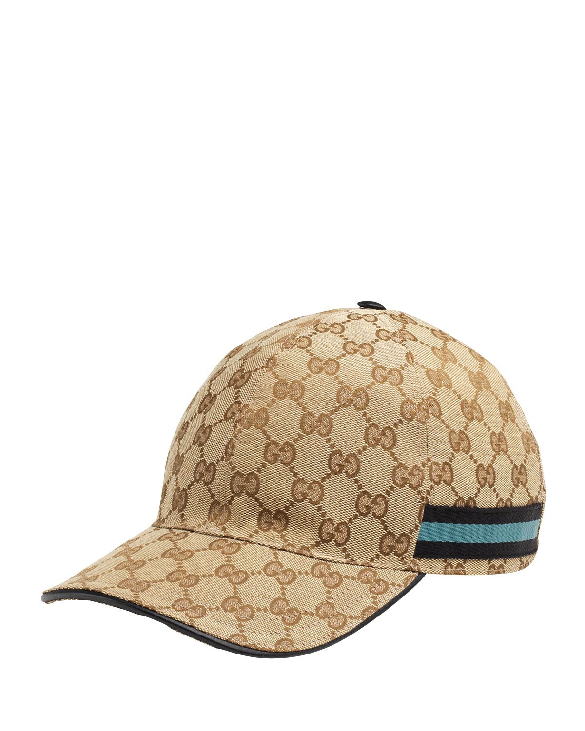 GG Canvas Baseball Hat d83db7313c4