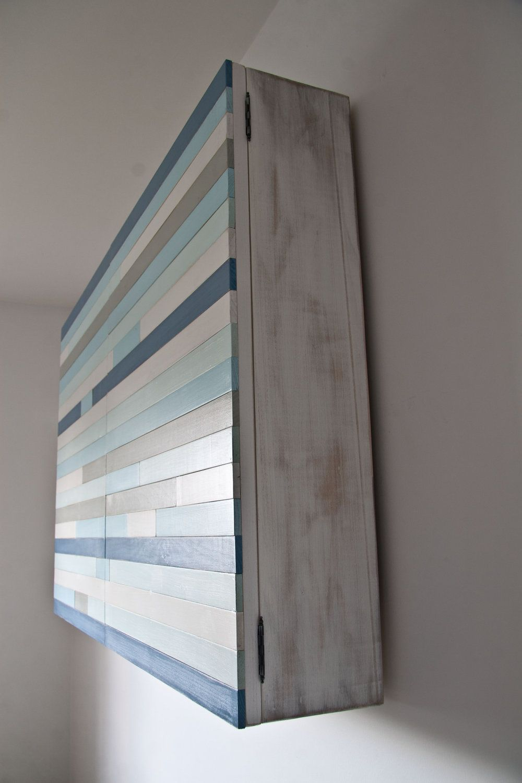 Flat Screen Television Cabinet Enclosure By Carpentercraig On Etsy