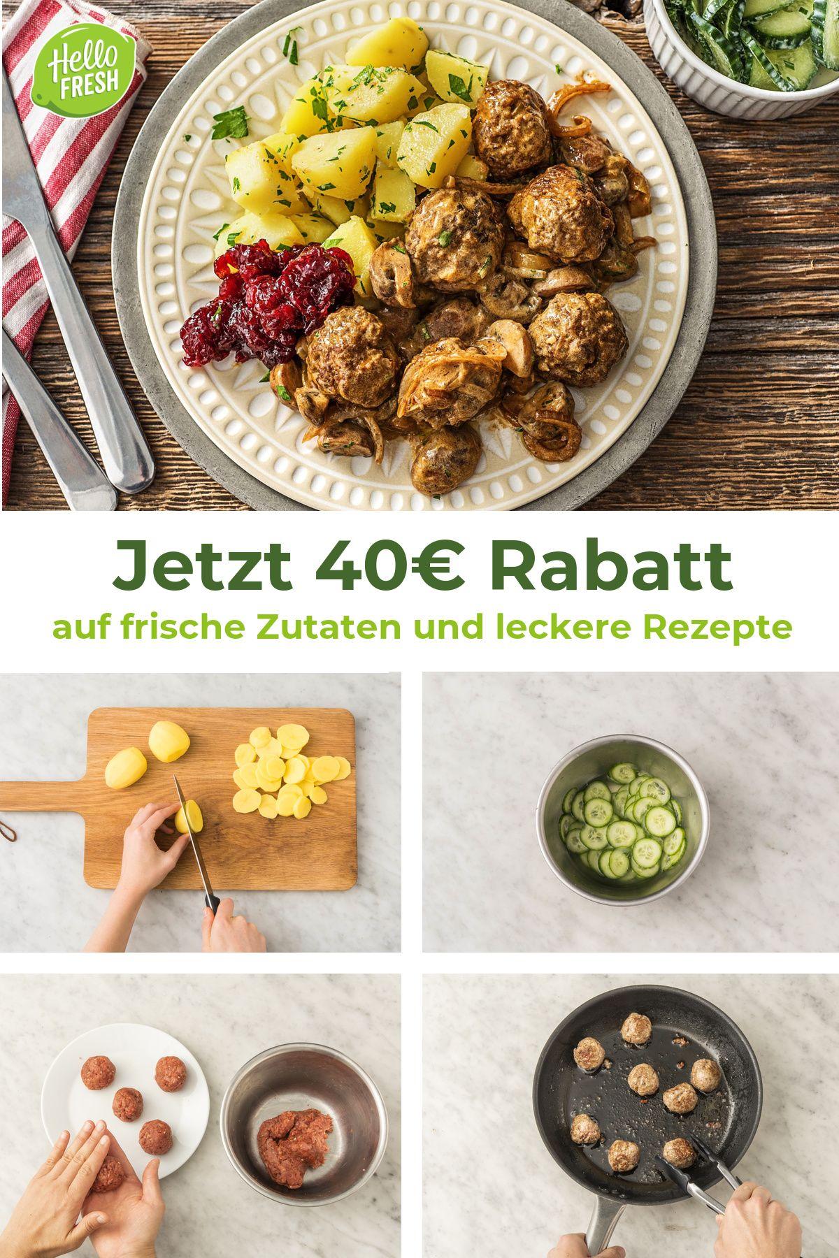 Kochen ohne Stress? Entdecke HelloFresh mit 40 € Rabatt #healthycrockpotchickenrecipes