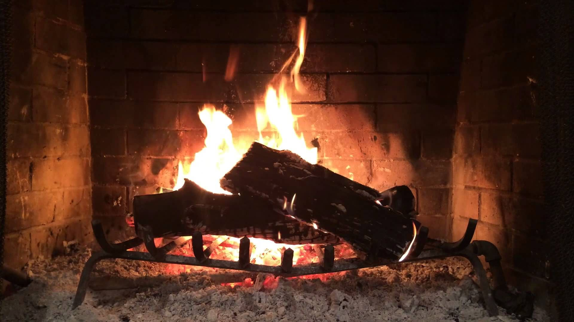 Virtual Yule Log (With images) Michael buble christmas