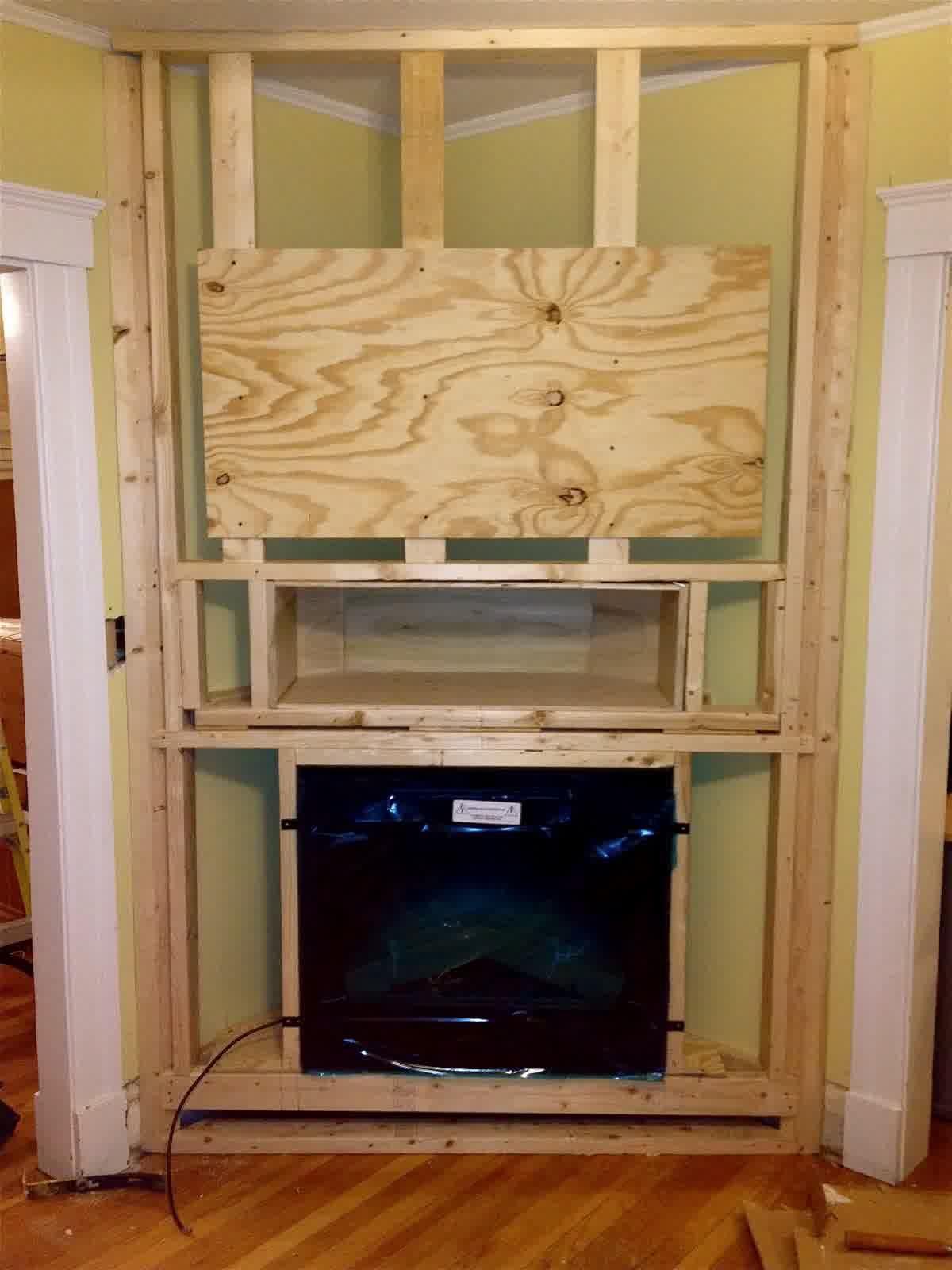 electric fireplace design ideas - Electric Fireplace Design Ideas