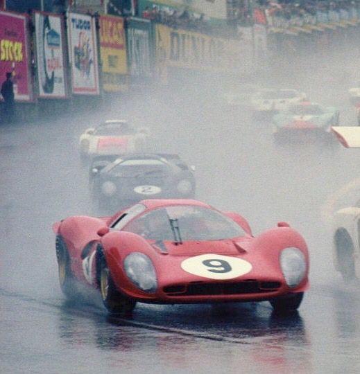Ferrari 330 P,Spa.