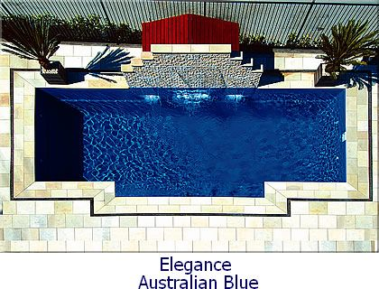 Rectangular Pool Designs With Spa river pools & spas blog | rectangle pool, small fiberglass pools