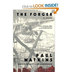 The Forger: A Novel by Paul Watkins  A Noiresque thriller about Nazi Art Theft with well researched descriptions of a shadowy milieu of wheelers and dealers. This is one of those can't put it down reads...light and insightful.