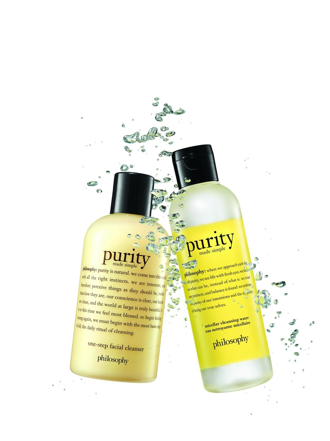 Purity Made Simple Micellar Water Joins The Purity Clean Team Purity Made Simple Simple Micellar Water Micellar Cleansing Water