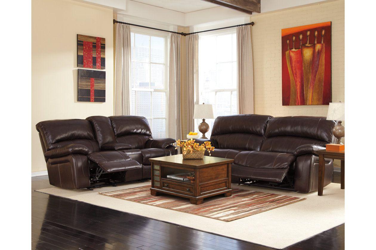 Damacio Power Reclining Sofa