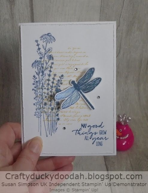 Dragonfly Garden - Quick & Simple 2