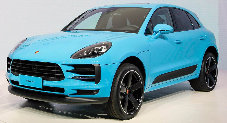 بورش ماكان 2019 بالجيل الثاني الجديد كليا Porsche Porschemacan Macan 2ndgeneration Suv Cross Crossover Coupe Coupelike Sportsu Porsche Bmw Car Car