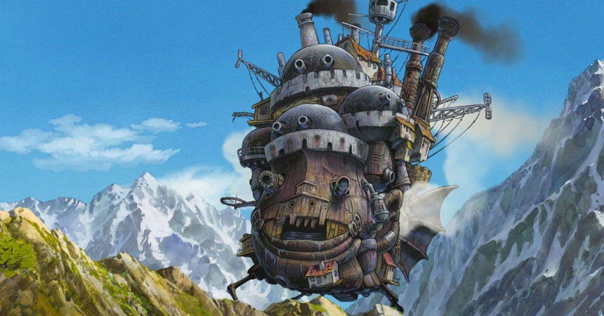 Resultat De Recherche D Images Pour Le Chateau Ambulant Le Chateau Ambulant Studio Ghibli Films Hauru