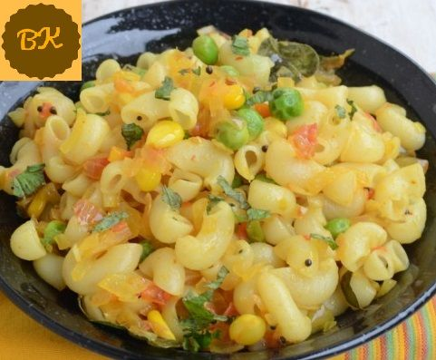 Quick and easy indian style macroni recipe learn how much to make indian style macroni is quick and easy recipe for breakfast and snacks macroni is an italian cuisine but here we have tried making it in indian style forumfinder Gallery