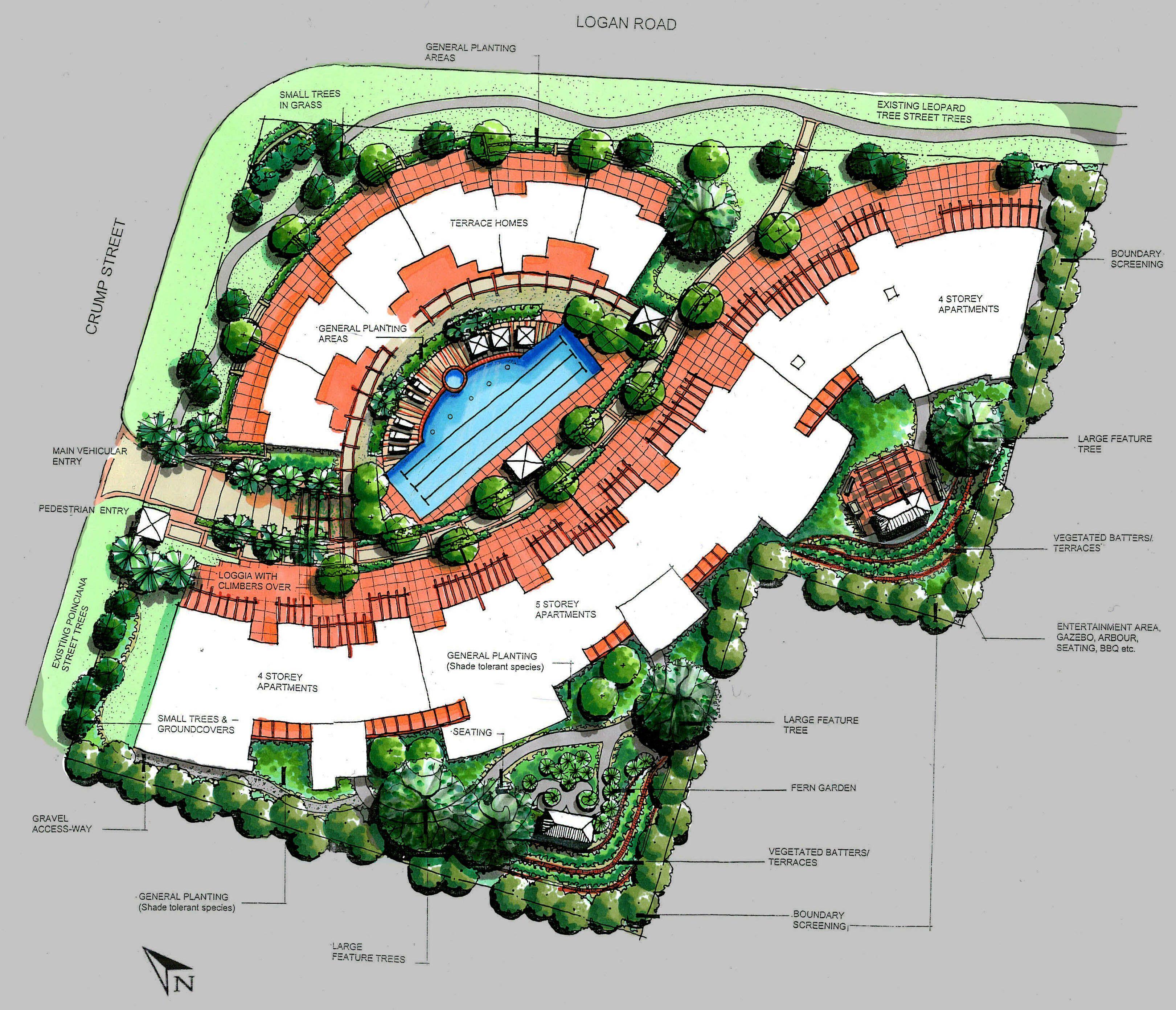 Landscape architecture design resources | bathroom design 2017 ...