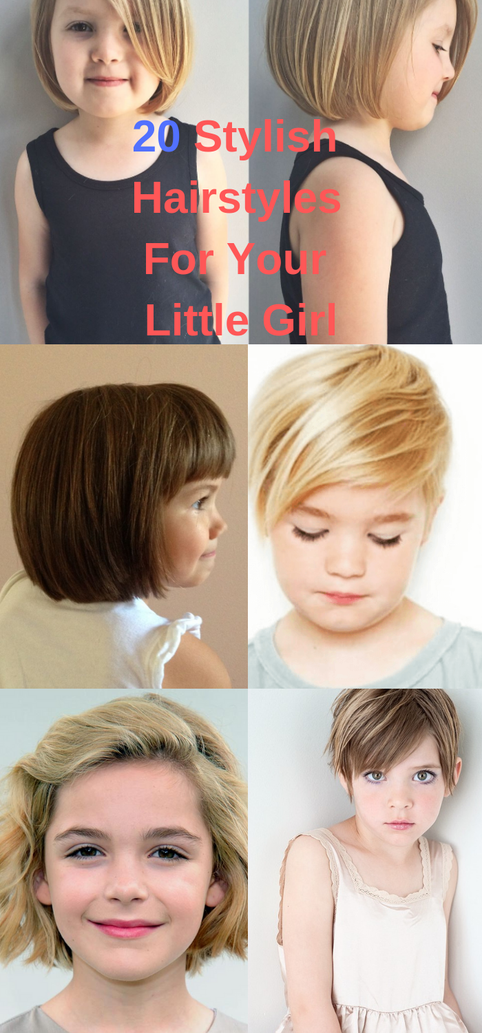 top 20 short haircuts for little girls 2019 | easy