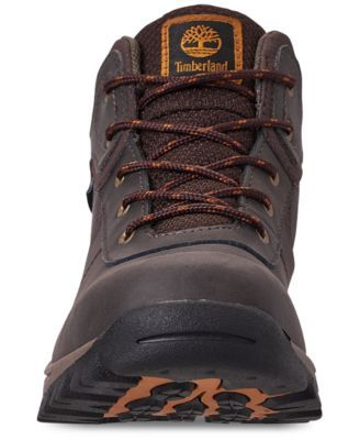 c12033e34fc Timberland Boys' Mt Maddsen Waterproof Hiking Boots from Finish Line ...