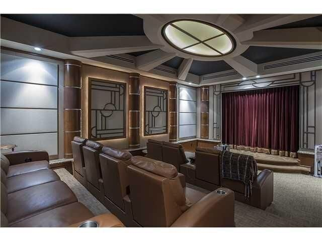 Art Deco Home Theater Find More Amazing Designs On Zillow Digs