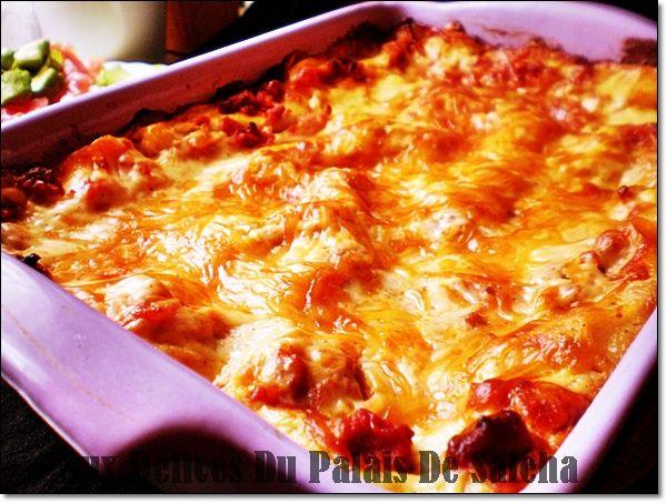 Recette lasagnes bolognaise la vraie ; Salam allaicom, bonjour une recette traditionnelle la vraie des lasagnes à la sauce bolognaise , un plat de pâtes qui nous vient de l'Italie et notamment de Bologne que j'ai plaisir de vous la transmettre aujourd'hui.Des...