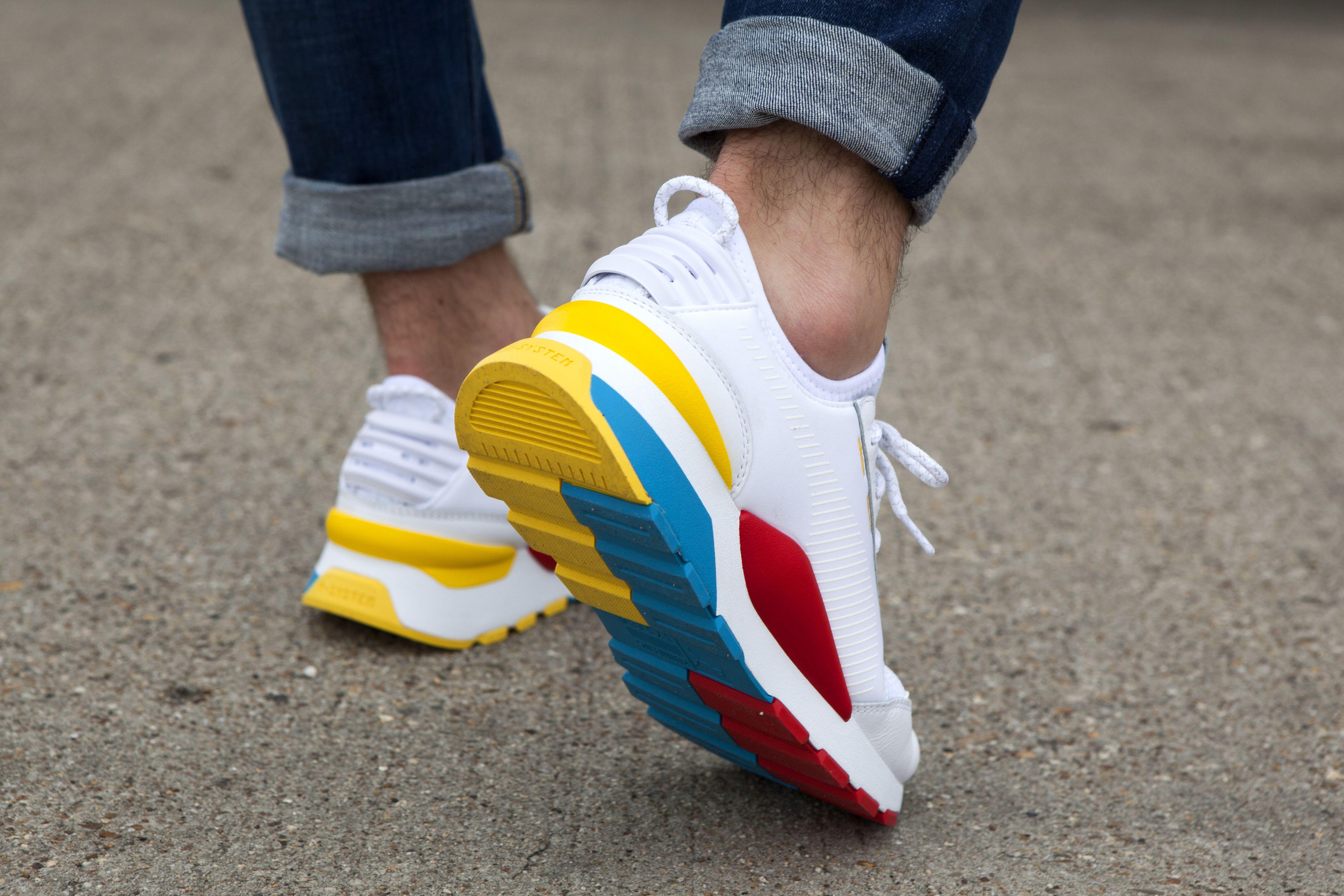 PUMA RS-0 Play | Heren | Zapatillas, Zapatos, Ropa