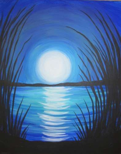 pin by jill flaherty on canvas painting pinterest painting