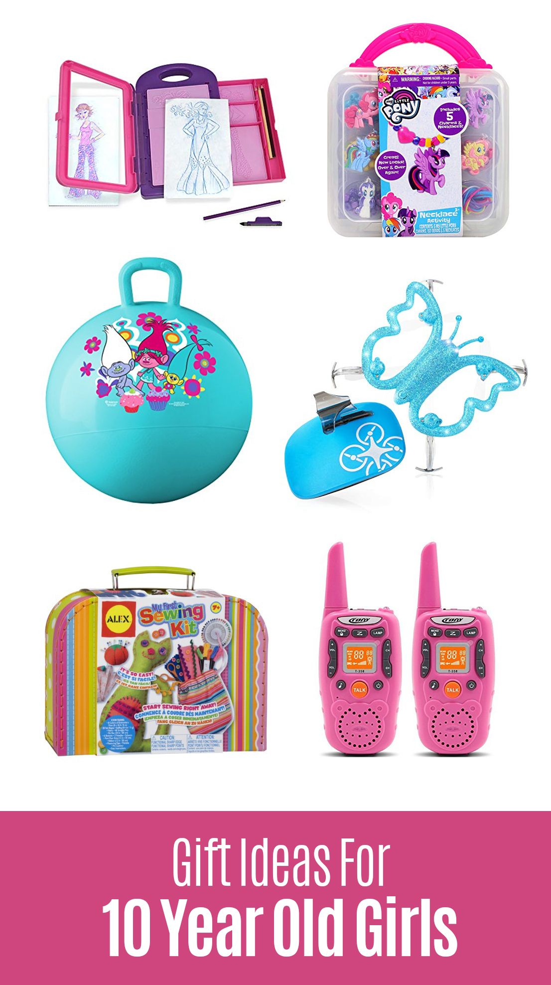 32 Best Toys & Gifts for 10 Year Old Girls in 2020 10