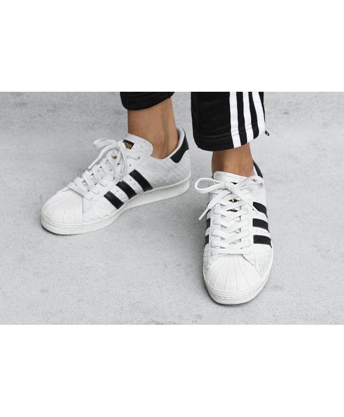 Adidas Originals Superstar 80s Snake Skin