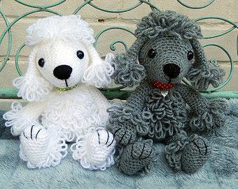Amigurumi Lion Perritos : Cyril the squirrel head gardener amigurumi crochet pattern